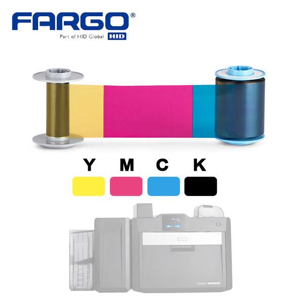 FARGO YMCK 84911