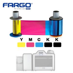 FARGO YMCKK 84512
