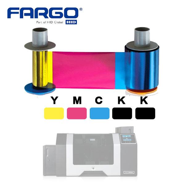 FARGO YMCKK 84812
