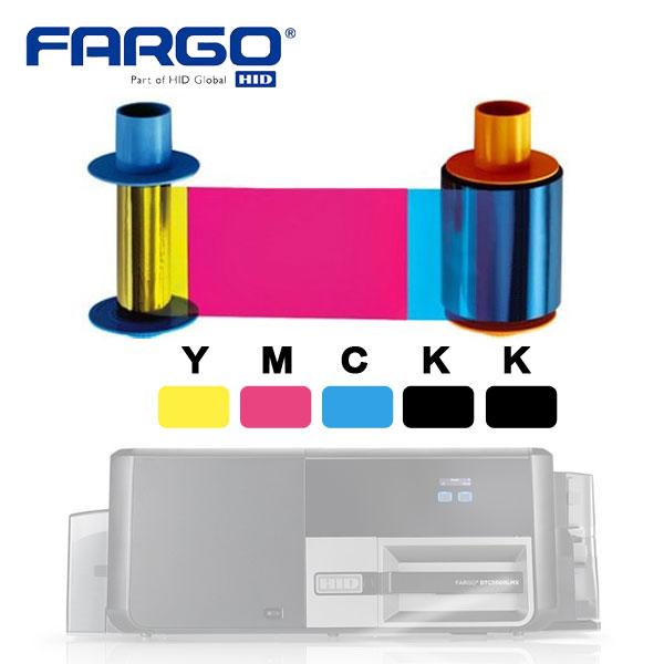 Fargo YMCKK 45715