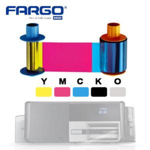 Fargo YMCKO 45700