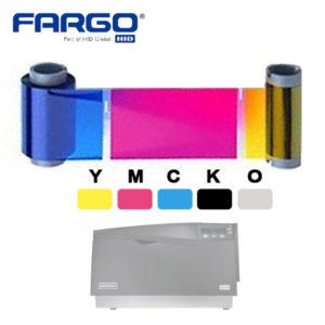 Fargo YMCKO 82600