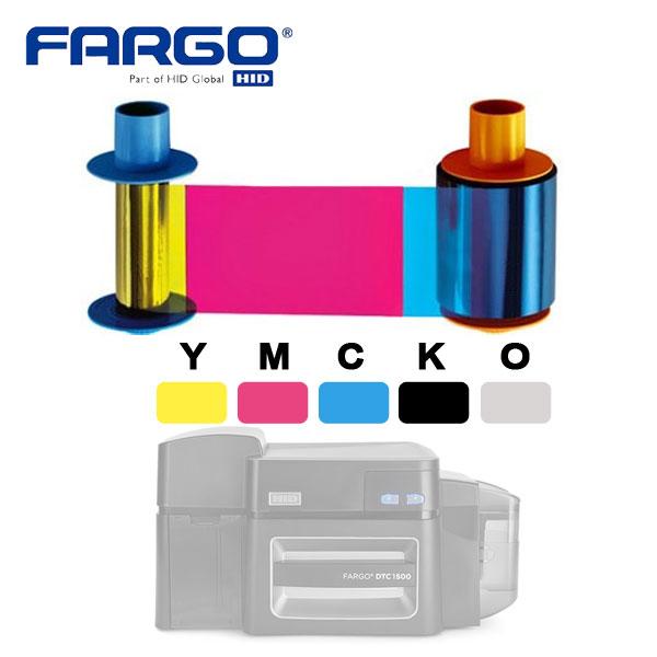 Fargo YMCKOK 45611