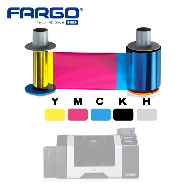 FARGO YMCKH 84813