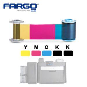 FARGO YMCKK 84912