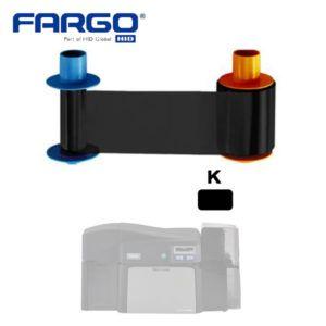 Fargo taśma czarna 45101
