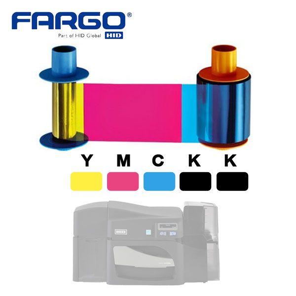 Fargo YMCKK 45215