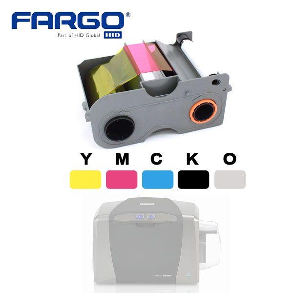 Fargo YMCKO 45000