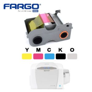 Fargo YMCKO 45452