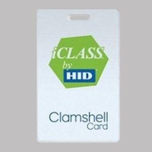 HID iCLASS ClamShell