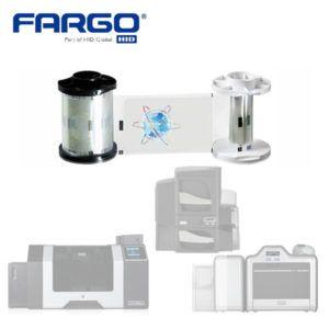 FARGO taśma laminacyjna holograficzna 82618