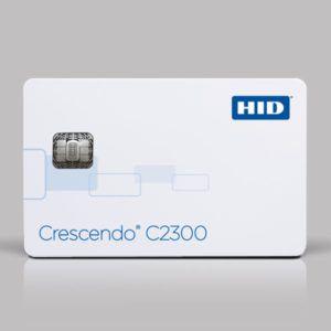 karta dualna HID Crescendo 2300