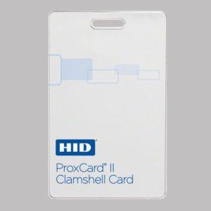 HID ProxCard II ClamShell