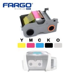 Taśma YMCKO 44200