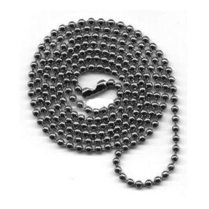 łańcuszek metalowy